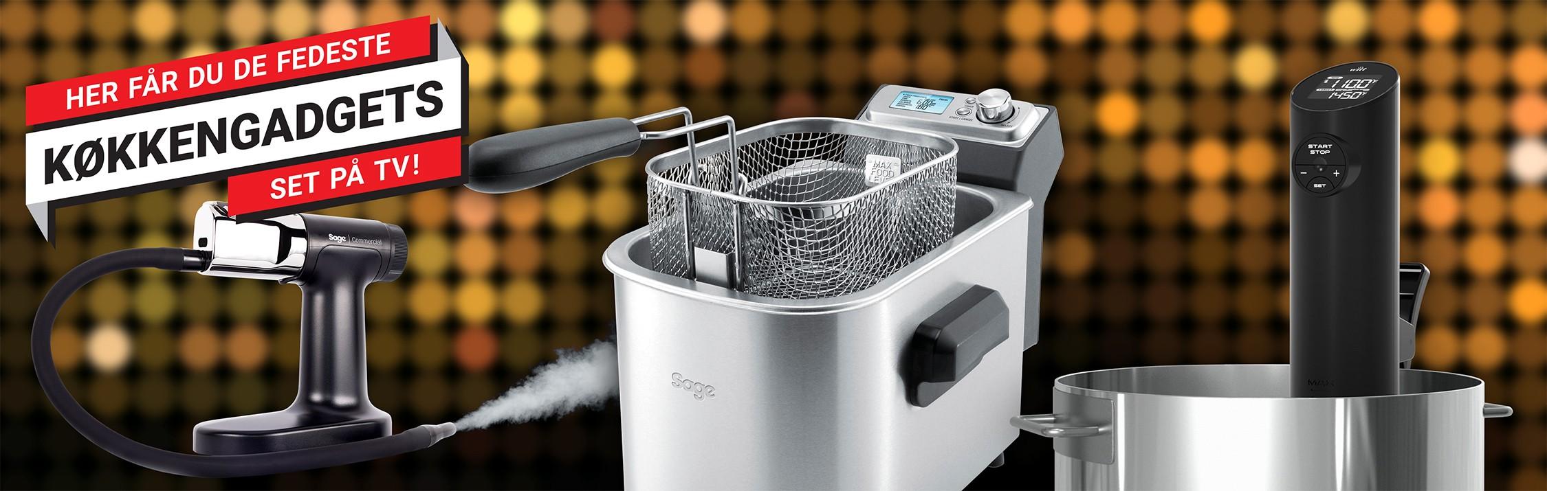 Køb dine køkken gadget produkter hos Elgiganten