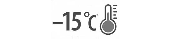 Whirlpools kummefrysere tåler minusgrader