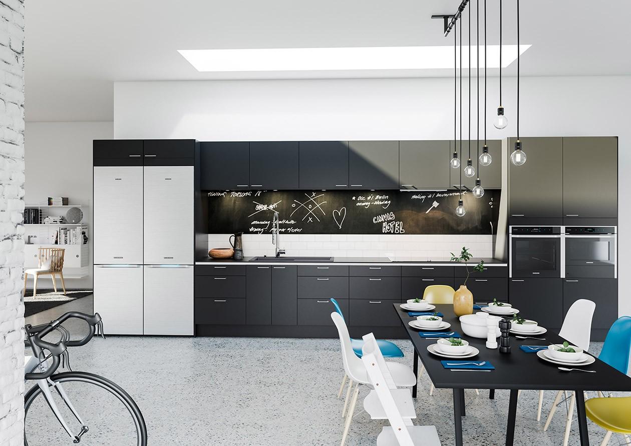 Kok Modernt 2016 : kok modernt 2016  kokstrender En modern och tuff progel ger en