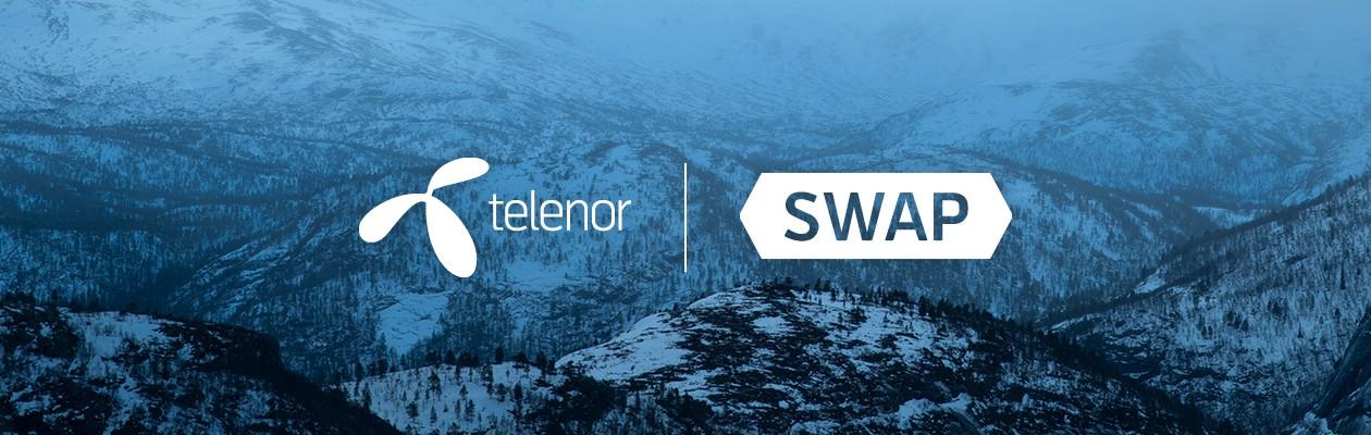 Telenor SWAP får du hos Elkjøp