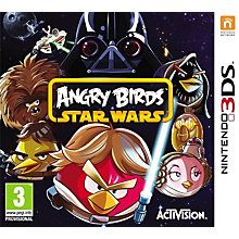 3DS-ANGRY BIRDS STAR WARS