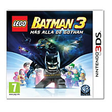 3DS-LEGO BATMAN 3: BEYOND GOTHAM