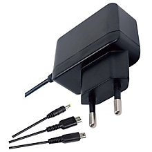 3DS-PIRANHA NDS/3DS/PSP UNIVERSAL CHARGER
