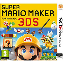 3DS-SUPER MARIO MAKER