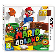 3DS-SUPER MARIO LAND