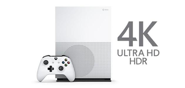 Xbox One S-