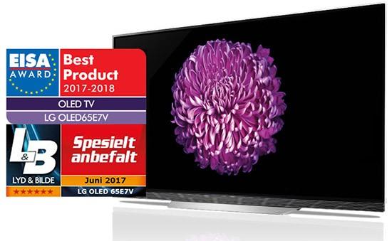 LG OLED65V7 Oled TV