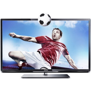 "Philips 55"" 3D LED Smart-TV 55PFL5527T"