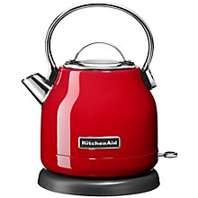 KITCHENAID KETTLE 1,25L RED