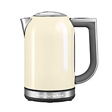 KITCHENAID 1.7 L KETTLE ALMOND CREAM