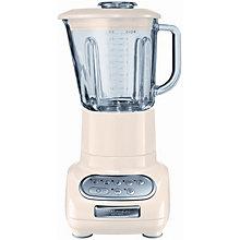 KitchenAid blender 5KSB5553EAC - cremefarvet