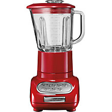 KITCHENAID BLENDER RED 550W