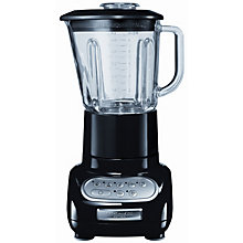 KITCHENAID BLENDER BLACK 550W