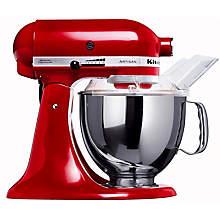 KitchenAid køkkenmaskine, rød