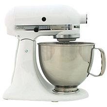KitchenAid køkkenmaskine, hvid