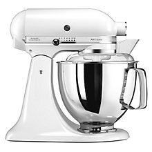 KITCHENAID 4.8L WHITE KITCHEN