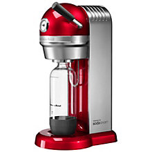 KITCHENAID BEVERAGE MAKER SODASTREAM CANDY APPLE
