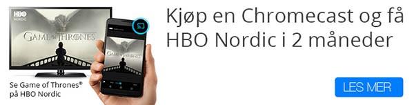 HBO Chromecast 2