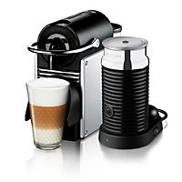 Nespresso Pixie D60 + Aeroccino 3 mælkeskummer - Espressomaskiner - Elgiganten