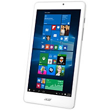 Acer Iconia W1-810 8? 32GB Windows 10