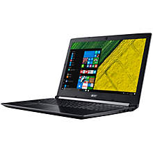 "Acer Aspire 5 15.6"" bærbar computer - sort"