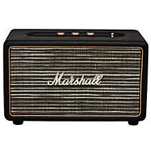Marshall Acton Bluetooth-højttaler - sort