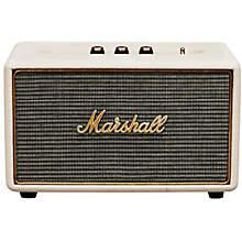 MARSHALL A/V SPEAKER CREAM
