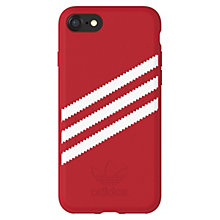 Adidas iPhone 6/6S/7/8 cover (royal red/hvid)