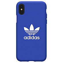 Adidas OR Adicolor Case iPhone X/XS Blue