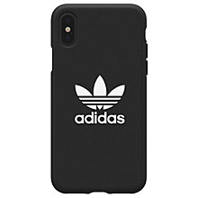 Adidas OR Adicolor Case iPhone X/XS Blac