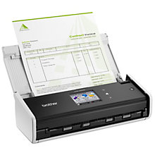 Brother ADS1600W document scanner
