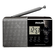 PHILIPS PORTABLE RADIO