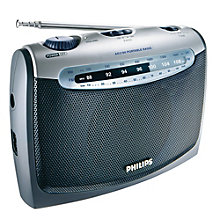 PHILIPS ANALOG REJSERADIO