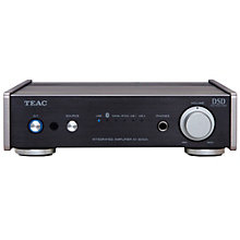 TEAC D/A-CONVERTER WITH AMP