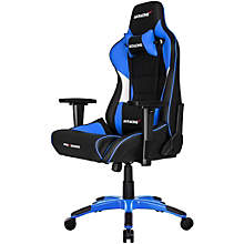 AK RACING PRO X BLUE GAMIMNG CHAIR