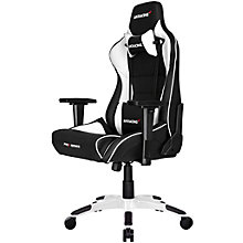 AK RACING PRO X WHITE GAMIMNG CHAIR