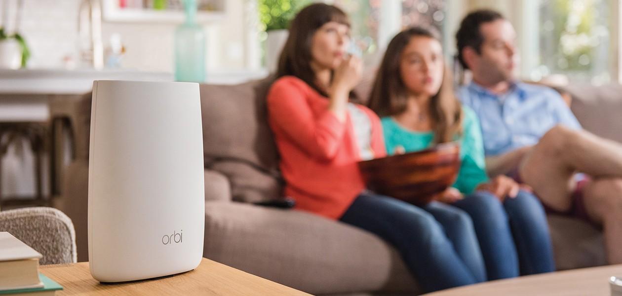 Orbi fra Netgear gir deg full WiFi-hastighet i hele huset