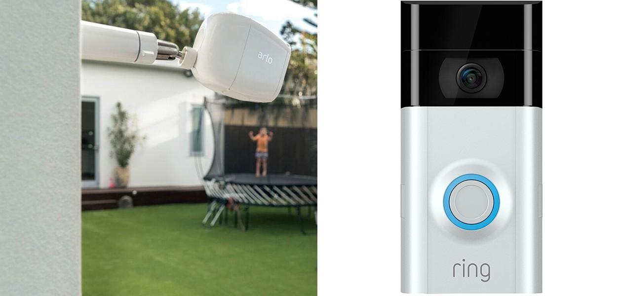 Uppnå trygghet i hemmet med smart säkerhet