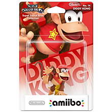 AMIIBO SMASH DIDDY KONG No. 14