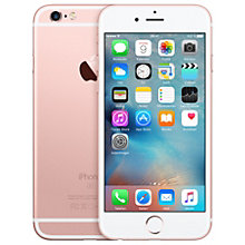 APPLE GSM IPHONE 6S ROSE GOLD 128GB