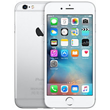APPLE GSM IPHONE 6S WHITE SILVER 64GB