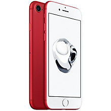 APPLE GSM IPHONE 7 128GB RED