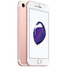 APPLE GSM IPHONE 7 128GB ROSE GOLD