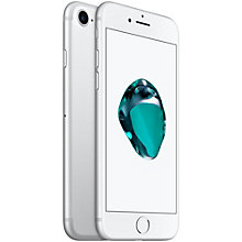 iPhone 7 - 32 GB - sølv