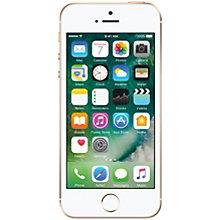 APPLE GSM IPHONE SE 128GB GOLD