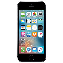 APPLE GSM IPHONE SE SPACE GREY 16GB