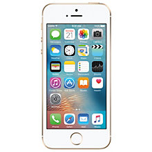 APPLE GSM IPHONE SE GOLD 16GB