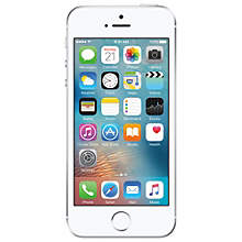 APPLE GSM IPHONE SE WHITE SILVER 16GB