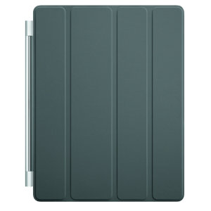 Apple iPad Smart Cover  (tummanharmaa)