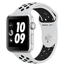 Watch 3 Nike+ , 42 Silver Whit